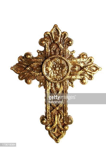 Gold Kreuz