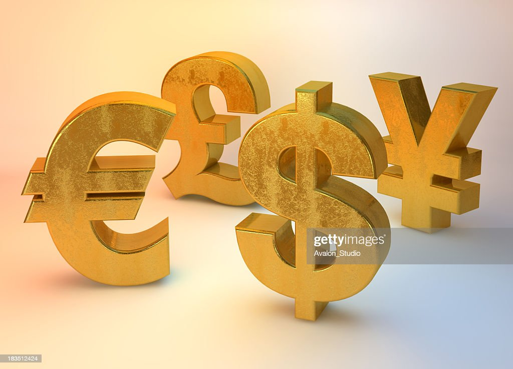 Gold Currency  family