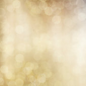 Gold Festive Christmas background.