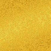 Gold glitter foil texture