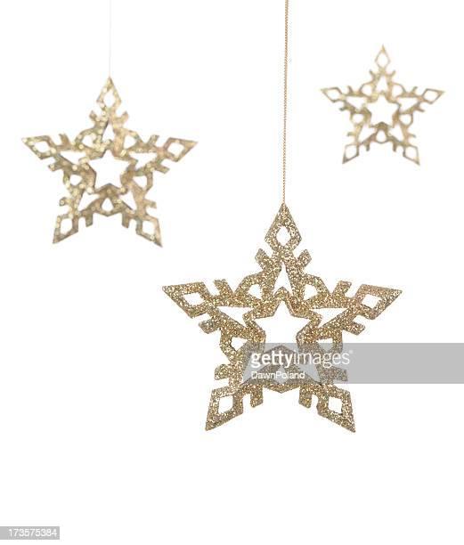 Étoiles or scintillant! (XL