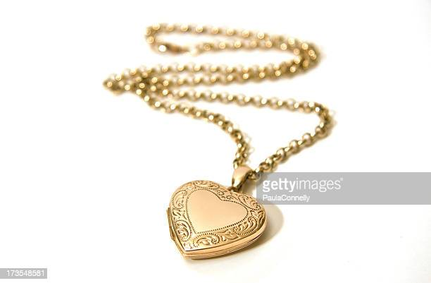 Gold Locket