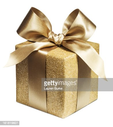 Gold Luxury Gift