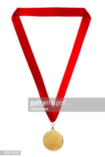 ゴールドメダル。