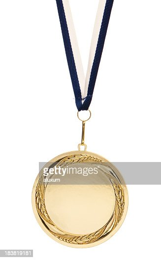 gold Goldmedaille