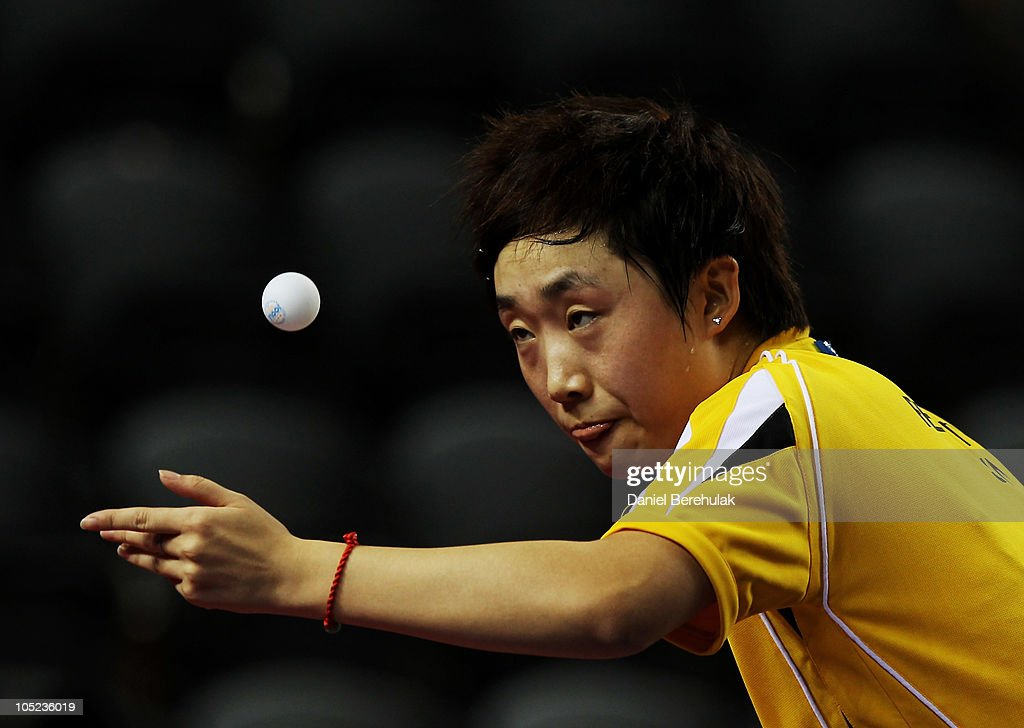 19th Commonwealth Games - Day 10: Table Tennis