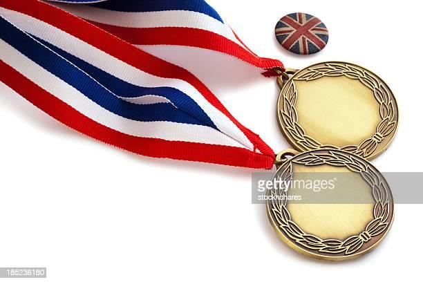 UK Gold Medal Winners