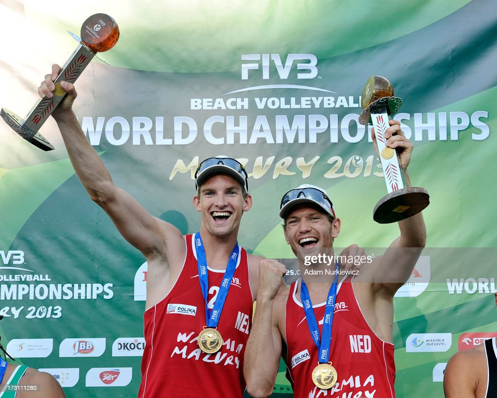 FIVB Beach Volleyball World Championships - Day 7