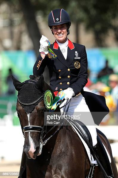 Charlotte dujardin stock photos and pictures getty images for Charlotte dujardin