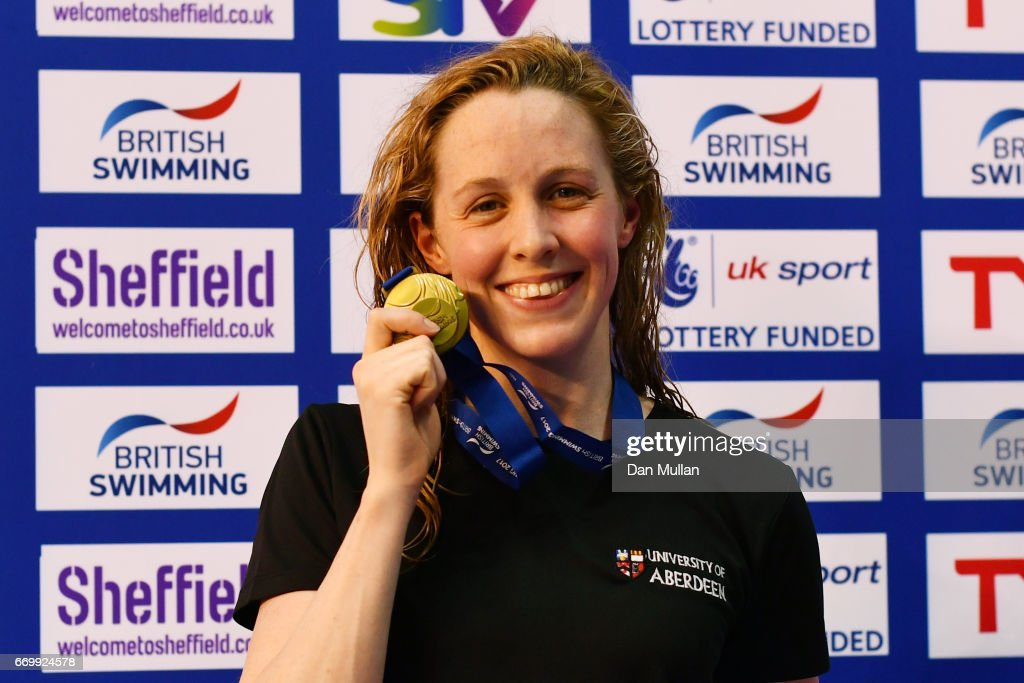 British Swimming Championships - Day One