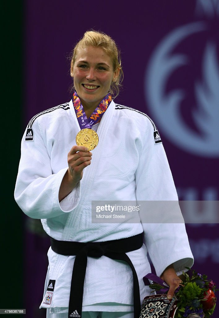 Judo Day 14: Baku 2015 - 1st European Games