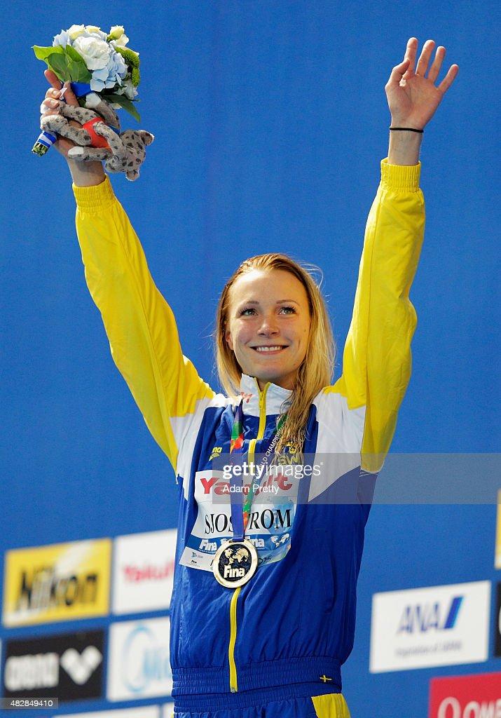 Swimming - 16th FINA World Championships: Day Ten