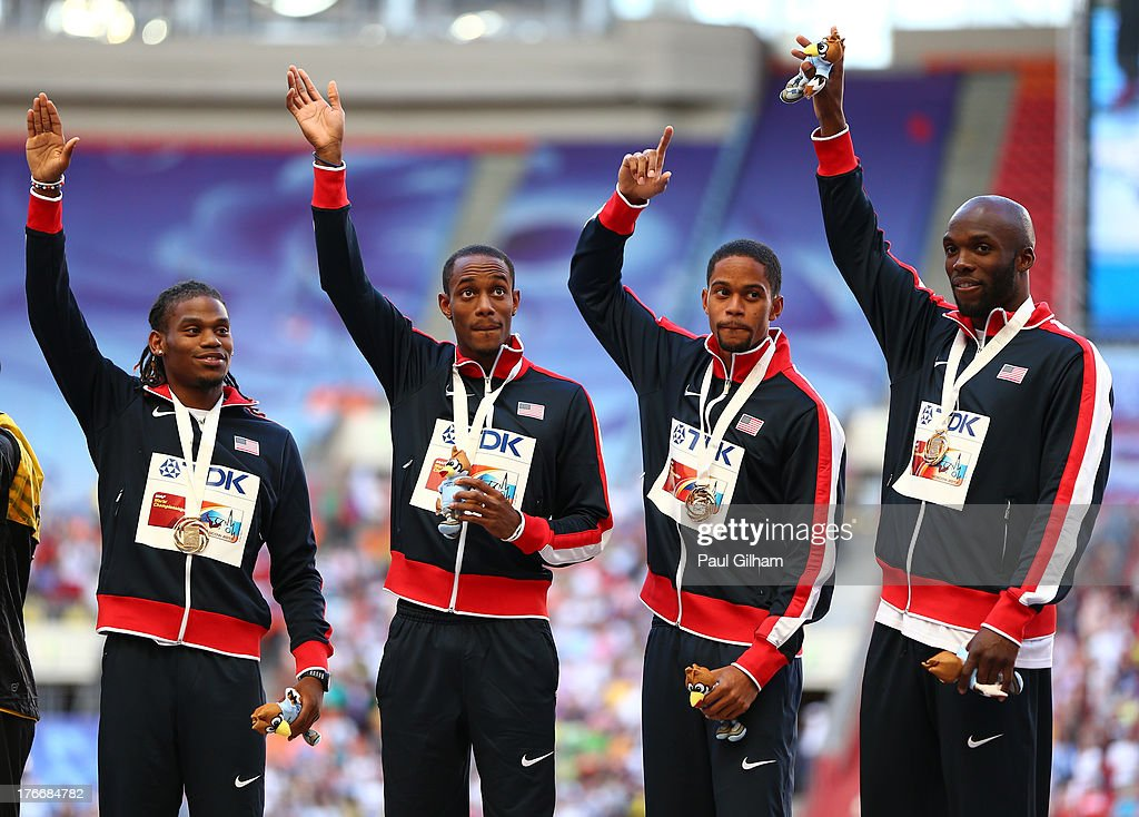 14th IAAF World Athletics Championships Moscow 2013 - Day Eight