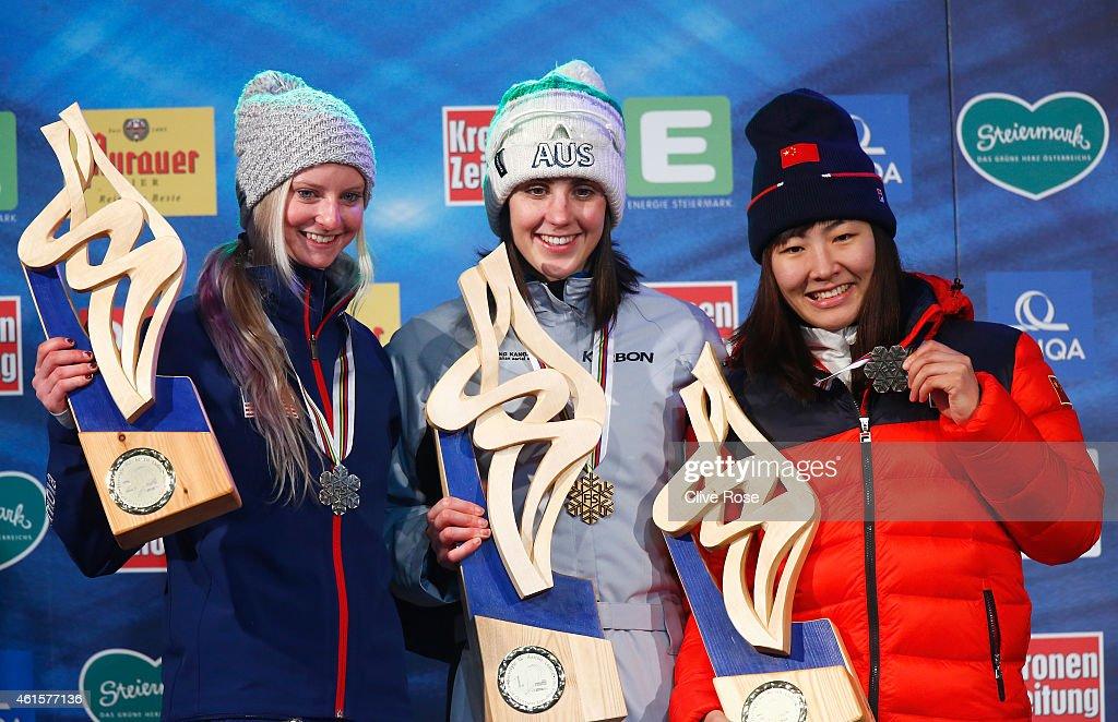 FIS Freestyle Ski & Snowboard World Championship 2015 - Men's and Women's Aerials