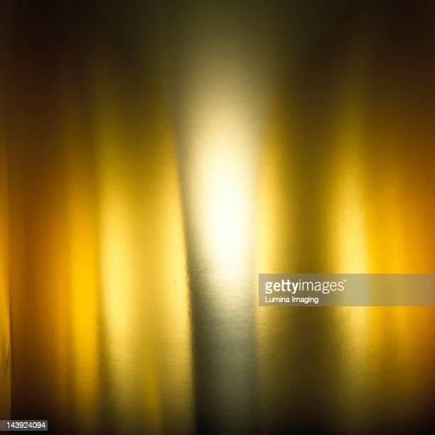 Gold Metallic Surface