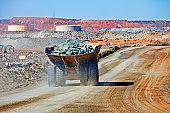 (KCGM.) Gold mine,Western Australia