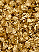 High resolution gold nuggets