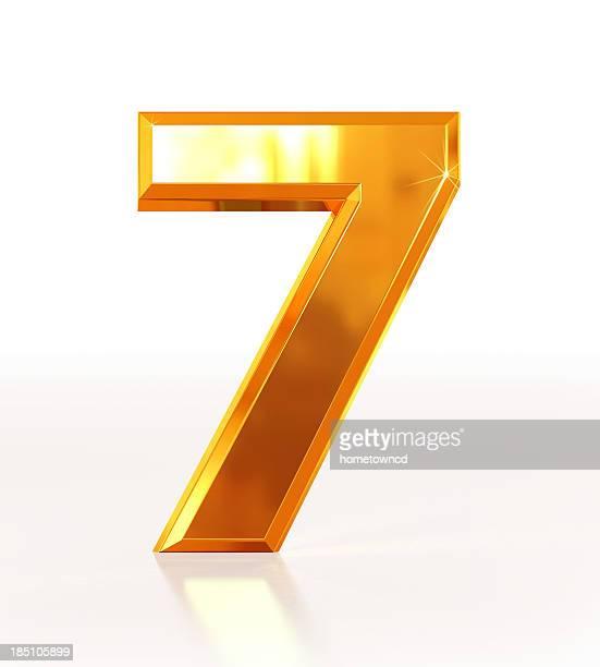Gold Numéro 7