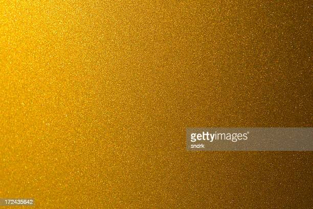 Gold Paint Background