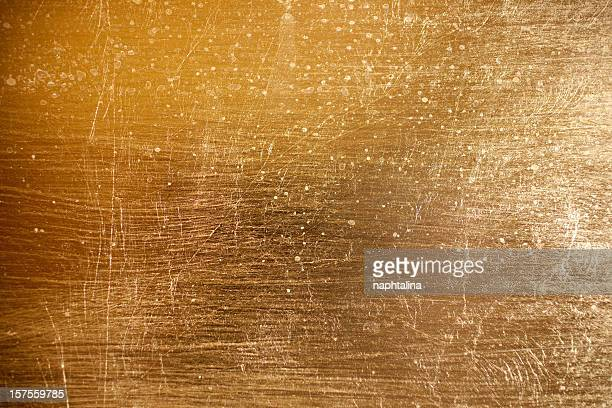 Gold painted Textur