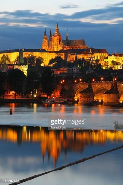 Gold Prag Castle