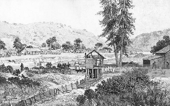 Johann August Sutter ile ilgili görsel sonucu