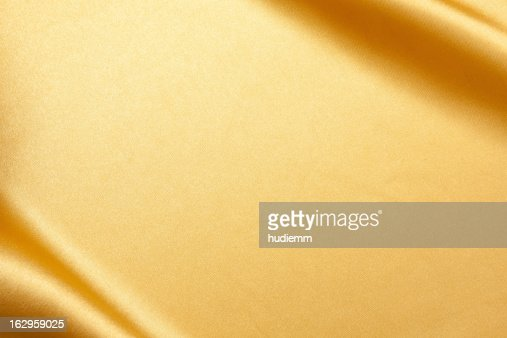 Gold Satin background textured