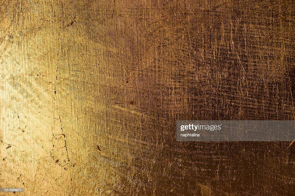 Gold Shadowed Texture