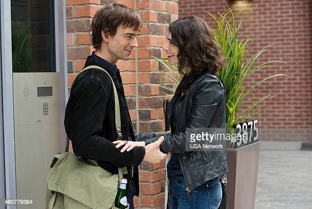 AFFAIRS 'Gold Soundz' Episode 516 Pictured Christopher Gorham as Auggie Anderson Liane Balaban as Natasha