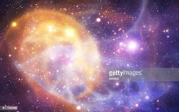 Gold Raum galaxy