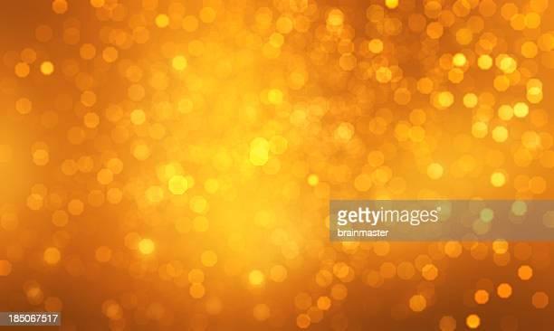 Gold sparks