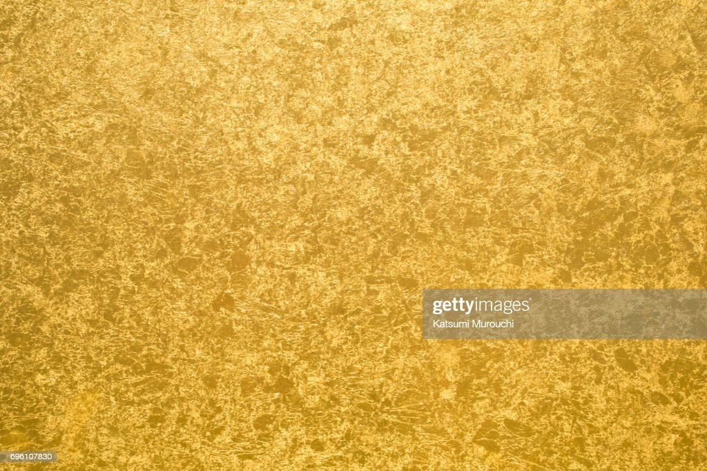 Buy Gold Beige Paper Backing Wallpaper by Marshalls