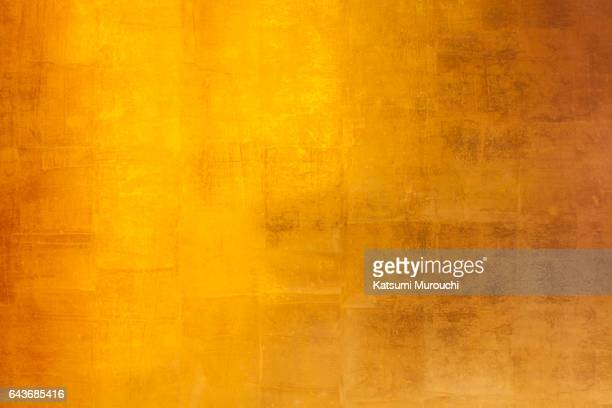 Gold textures background