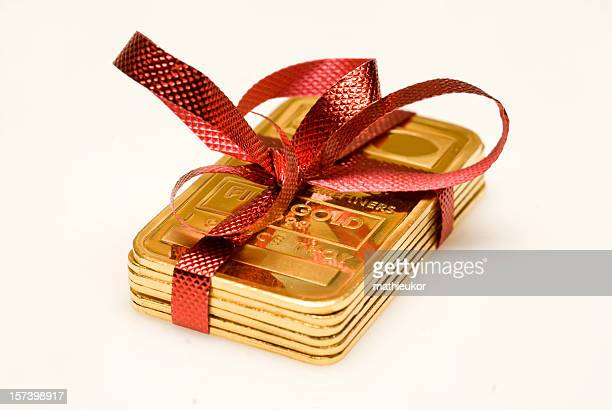 Gold - the perfect gift