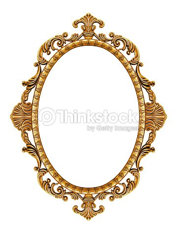 26c495d0453 Gold vintage frame   Stock Photo