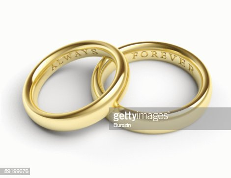 Gold Wedding Bands / Rings