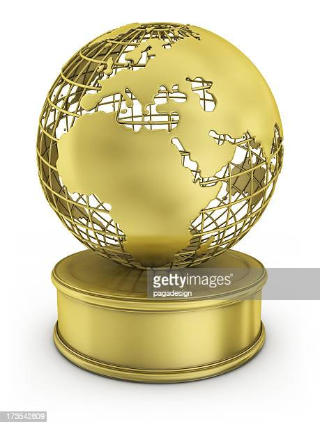 gold wolrd award - europe & africa