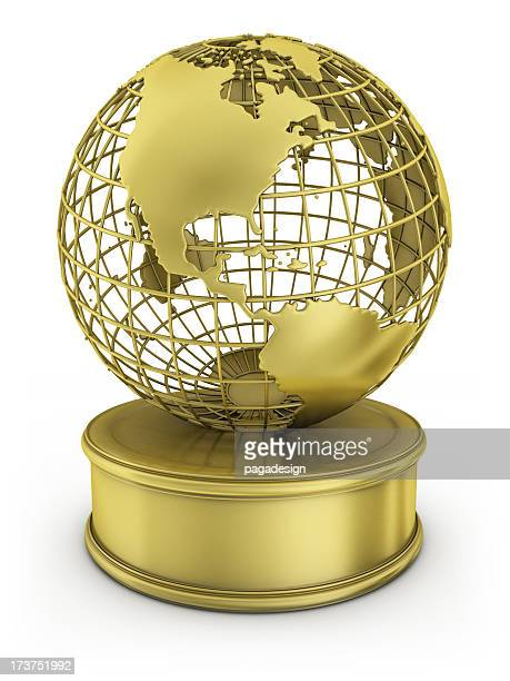 gold World award-nth & sth america
