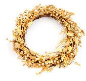 Gold Wreath