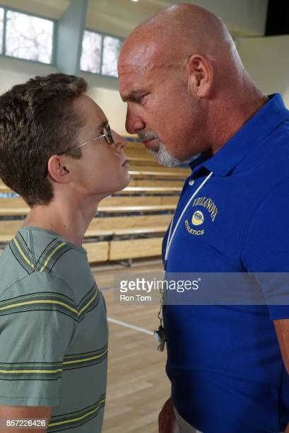 THE GOLDBERGS 'Goldberg On The Goldbergs' Beverly confronts Coach Mellor who reveals his strained relationship with his own brother Coach Nick so she...