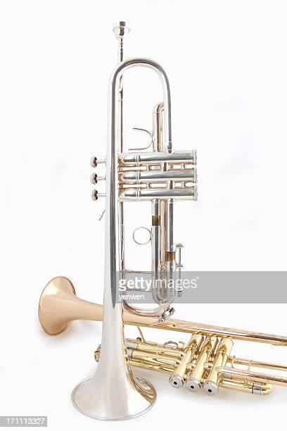 Golden and Silver tromba Duet