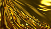 Golden background illustration