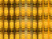 Golden background with circles