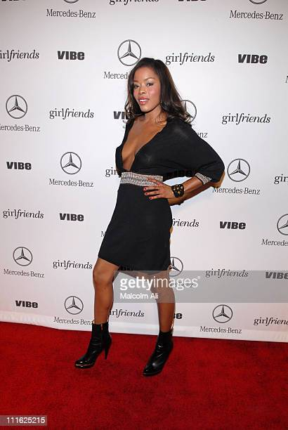Golden Brooks during Mercedes Benz and Vibe Magazine Honor the Cast and Producers of 'Girlfriends' at The Red Pearl Kitchen in Los Angeles California...
