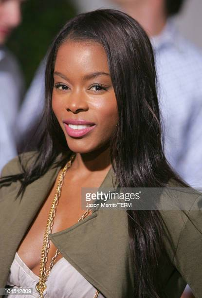 Golden Brooks during 'Serenity' Los Angeles Premiere at Universal City Cinemas in Universal City California United States