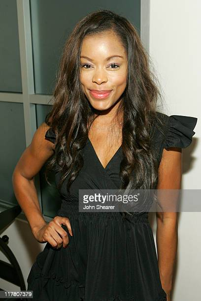 Golden Brooks during Sonya Dakar Skin Clinic Opening and UltraLuxe Collection Launch Inside at Sonya Dakar Skin Clinic in Beverly Hills California...