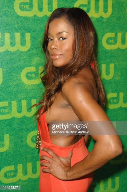 Golden Brooks#13#10 during The CW Summer 2006 TCA Party Red Carpet at Ritz Carlton in Pasadena California United States