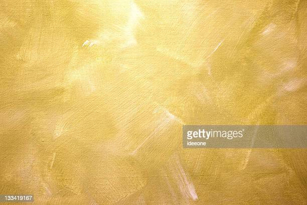 Golden Canvas-Detailarbeit