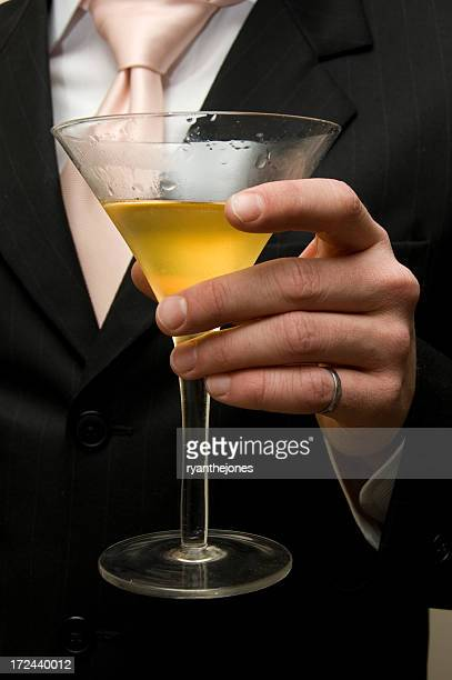 Golden Cocktail