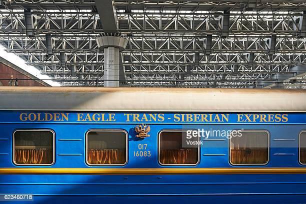 Golden Eagle Trans Siberian Express Train
